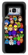 Masters Of The Universe Collage Galaxy S8 Case