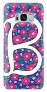Monogram B Galaxy S8 Case