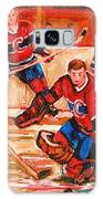 Montreal Forum Hockey Game Galaxy S8 Case
