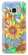 More Sunflowers Galaxy S8 Case