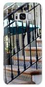 Mosaic Tile Staircase In La Quinta California Art District Galaxy S8 Case