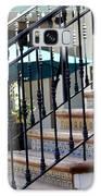 Mosaic Tile Staircase In La Quinta California Art District Galaxy S8 Case