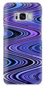 Moveonart Waves In Peaceful Movement Galaxy S8 Case