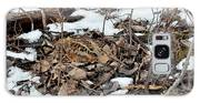 Nesting Woodcock She Survived Her Eggs From The Snow Galaxy S8 Case