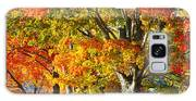 New England Sugar Maples Galaxy S8 Case