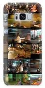 Nighttime Scooters, Hanoi Galaxy S8 Case