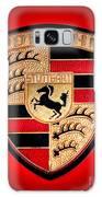 Old Porsche Badge Galaxy S8 Case