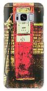 Old Roadhouse Gas Station Galaxy S8 Case