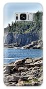 Otter Cliffs In Acadia National Park - Maine Galaxy S8 Case