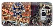 Pabst Blue Ribbon Delievery Truck Galaxy S8 Case