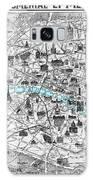 Paris Monumental Galaxy S8 Case