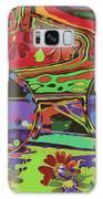 Peace Art Galaxy Case by Eleni Mac Synodinos
