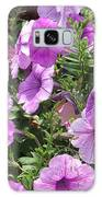 Petunias Galaxy S8 Case