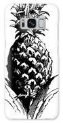 Pineapple Print Galaxy S8 Case