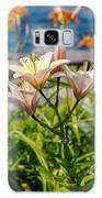 Pink Lily By The Lake Galaxy S8 Case