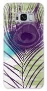 Plumage 2-art By Linda Woods Galaxy Case by Linda Woods