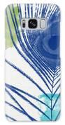 Plumage 3- Art By Linda Woods Galaxy Case by Linda Woods