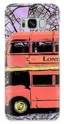 Pop Art Uk Galaxy S8 Case