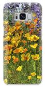 Poppies And Lupines Galaxy S8 Case