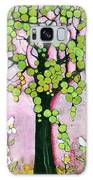 Pretty In Pink Paradise Tree Galaxy S8 Case