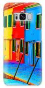 Primary Colors Of Burano Galaxy S8 Case