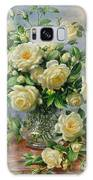Princess Diana Roses In A Cut Glass Vase Galaxy S8 Case