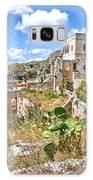 Puglia Canvas Church Hermitage Pulsano - Monte Sant Angelo - Foggia - Gargano Galaxy S8 Case