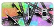 Retro Skaters Parade Galaxy S8 Case