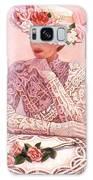 Romantic Lady Galaxy S8 Case