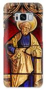 Saint Peter  Stained Glass Galaxy S8 Case