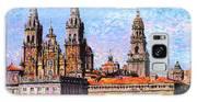 Santiago De Compostela, Cathedral, Spain Galaxy S8 Case