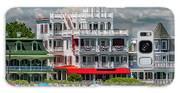 Sea Mist Hotel Galaxy S8 Case