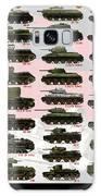 Soviet Tanks Ww2 Galaxy S8 Case