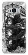 Stairs To Nowhere In Pismo Beach Galaxy Case by Priya Ghose