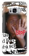 Stop Galaxy S8 Case