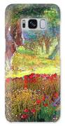 Poppies And Olive Trees Galaxy S8 Case