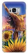 Sunflower - Glorious Success Galaxy S8 Case