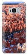 Sunrise In Bryce Canyon Amphitheater Galaxy S8 Case