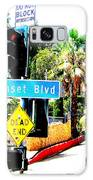 Sunset Blvd Galaxy S8 Case