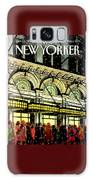 The New Yorker Cover - January 18th, 1988 Galaxy S8 Case