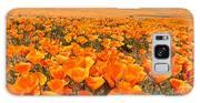 The Poppy Fields - Antelope Valley Galaxy S8 Case