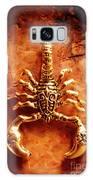 The Scorpion Scarab Galaxy S8 Case
