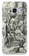 The Skeletons Galaxy S8 Case