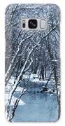 The Winter Stream  Galaxy S8 Case