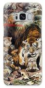 Tigers For Responsible Tourism Galaxy S8 Case