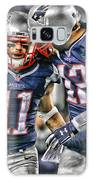 Tom Brady Art 1 Galaxy S8 Case