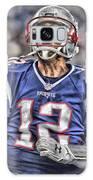 Tom Brady Art 5 Galaxy S8 Case