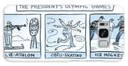 Trump Olympic Games Galaxy S8 Case