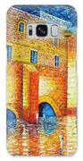 Wailing Wall Original Palette Knife Painting Galaxy S8 Case
