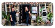Waitresses At Outdoor French Terroir In Old Quebec City Galaxy S8 Case